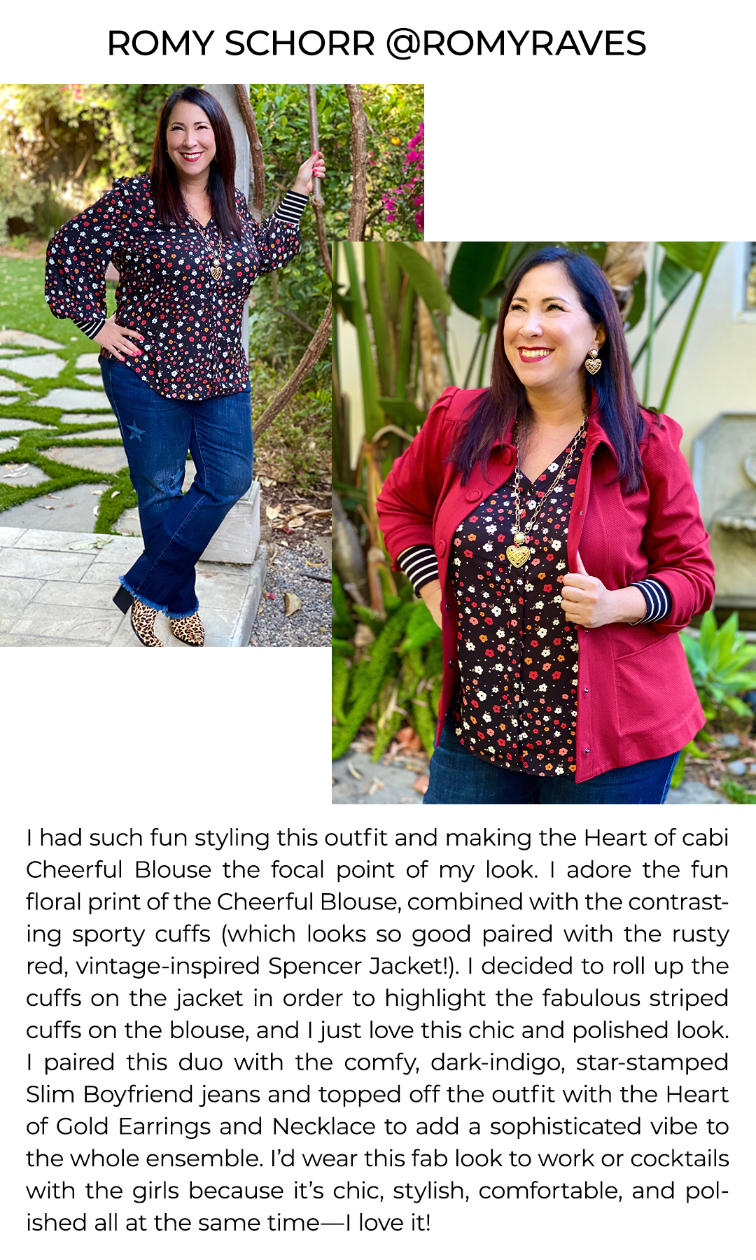 cabi Clothing | Fall 2020 Heart of cabi